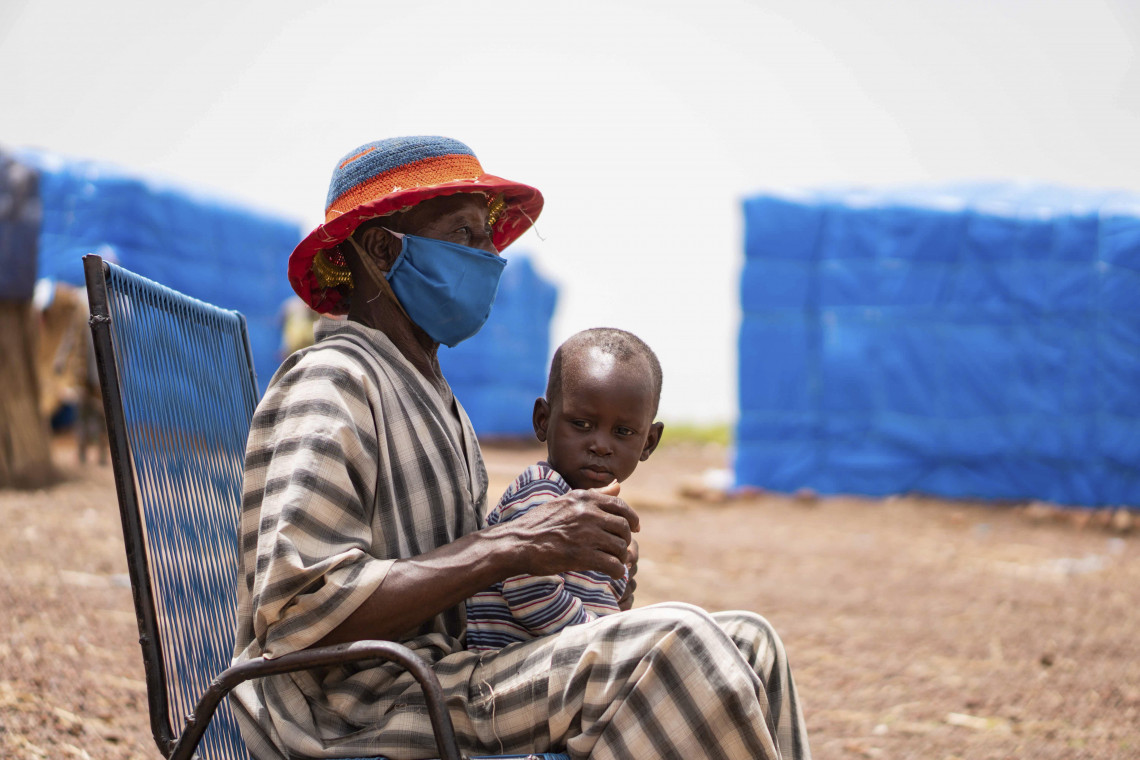 "The International Red Cross and Red Crescent Movement has launched a new plan that aims to tackle ""deep and pervasive"" inequities in the global response to the COVID-19 pandemic.  Photo credit:  ICRC"